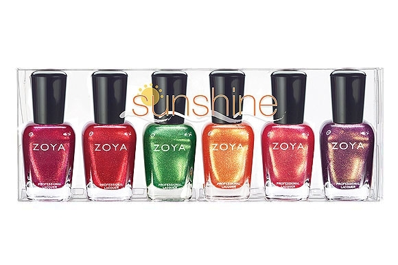 Zoya Sunshine 2011 Nail Polishes