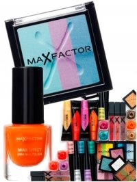 Max Factor Colour Effect Makeup Spring Summer 2011