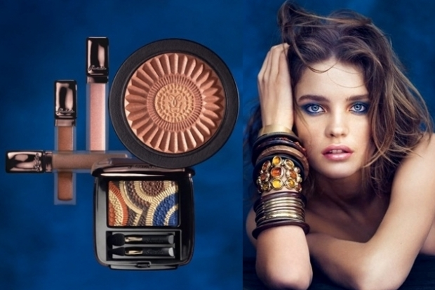 Guerlain Terracotta Inca Summer 2011 Makeup