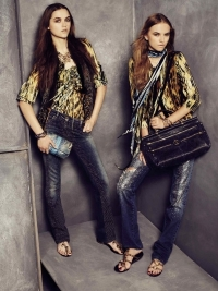 Roberto Cavalli Spring/Summer 2011 Lookbook