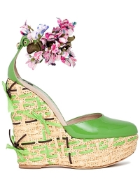D&G Spring/Summer 2011 Shoes