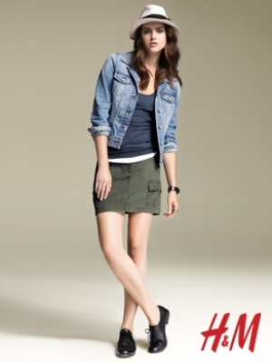 H&M Essentials Collection Spring 2011