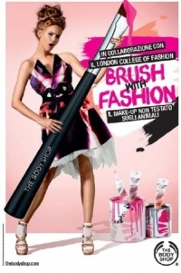 The Body Shop Brush With Fashion Collection