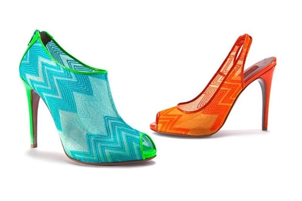Missoni Spring/Summer 2011 Shoes