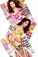 Ashley Greene, Freida Pinto and Emma Stone Cover Glamour May 2011