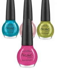 Nicole by OPI Something About Spring 2011 Nail Polishes