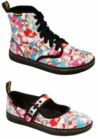 Dr Martens x Sanrio Spring/Summer 2011  Collection