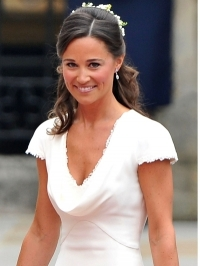 Pippa Middleton Royal Maid of Honor Dress