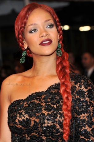 Celebrity Hairstyles from 2011 Met Gala