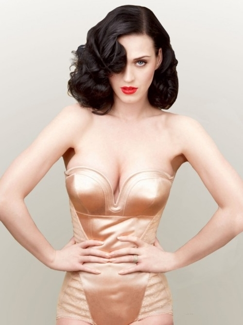 Katy Perry Covers Vanity Fair June 2011