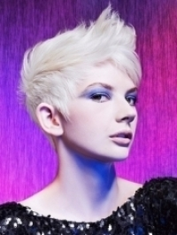 Party Season Short Hair Styles