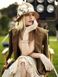 Kate Bosworth in the New Cotton 'Fabric of My Life' Ads