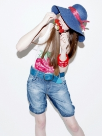 Bershka May 2011 Lookbook