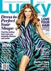 Fergie Covers Lucky Magazine June 2011
