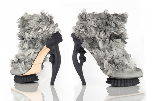 Anastasia Radevich Dreamfall Spring/Summer 2011 Shoes