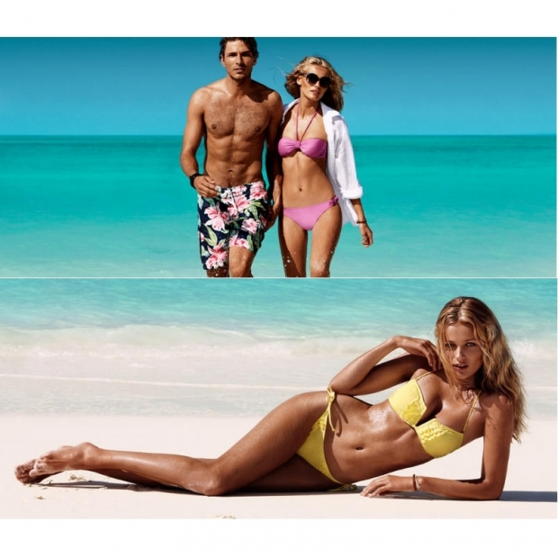 H and M 2011 Bikinis and Swimwear Collection