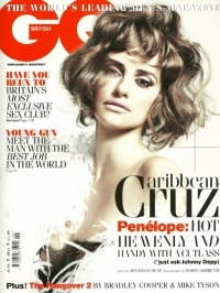 Penelope Cruz Talks Baby and New 'Pirates' Movie with GQ