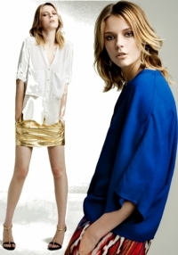 Zara May 2011 Lookbook