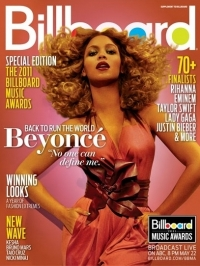 Beyonce Reveals Album Title for Billboard Magazine