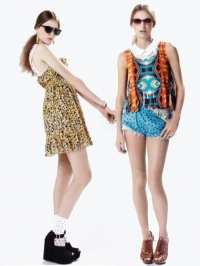 Topshop Gypsy Rocker Summer 2011 Collection