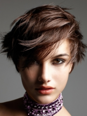 New Short Hairstyle Ideas For 2011