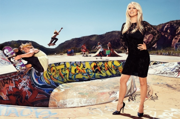 Britney Spears for Harpers Bazaar 2011 Pictures