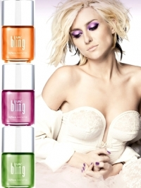 My Face Cosmetics Lil'Bling Nail Polish Collection
