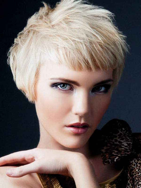 On Trend Choppy Bob Haircuts