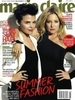 Ginnifer Goodwin and Kate Hudson Cover Marie Claire June 2011