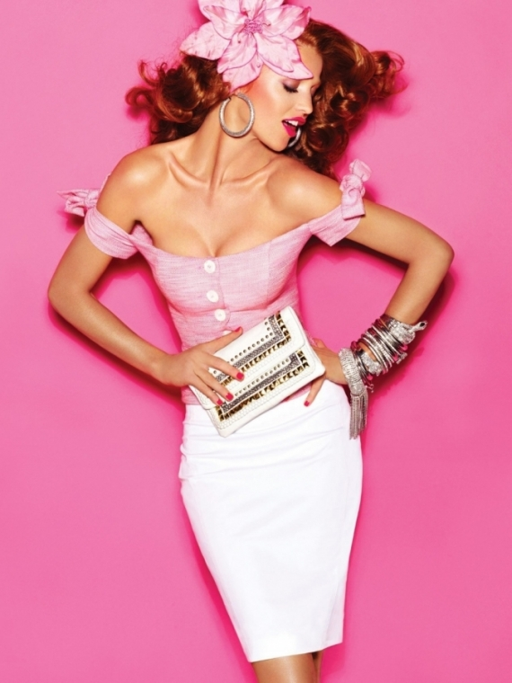 Bebe VaVaVoom Summer 2011 Collection
