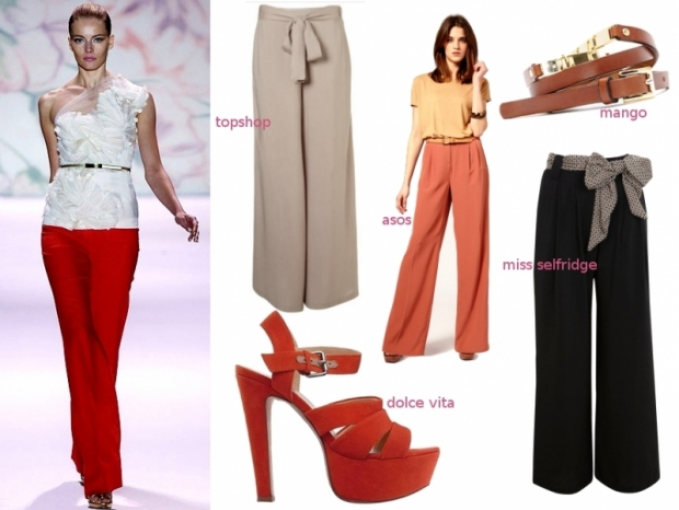 Summer 2011 Fashion Must-Haves - Wide Leg Pants