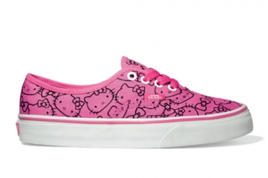 Hello Kitty x Vans Collection 2011