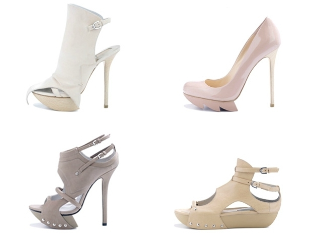 Camilla Skovgaard Spring/Summer 2011 Shoes