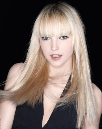 Long Hairstyles With Stylish Bangs