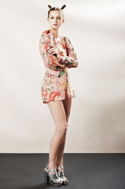 Topshop Shanghair Spring/Summer 2011 Collection