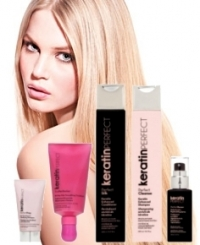 Sephora KeratinPerfect Hair Smoothing System