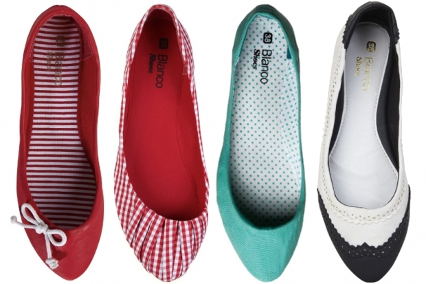 Blanco Summer 2011 Shoe Collection