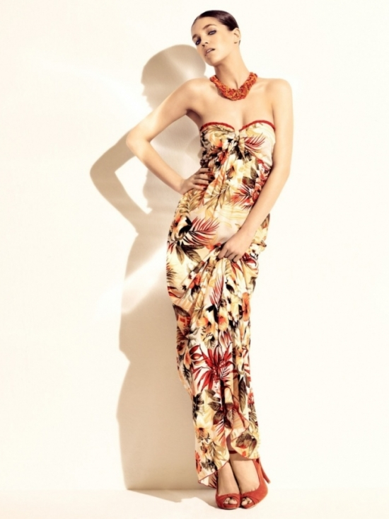 Stradivarius Summer 2011 Lookbook