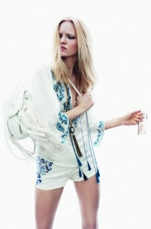 Topshop High Summer Collection