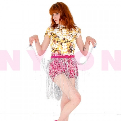 Florence Welch Covers Nylon June 2011