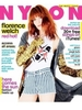 Florence Welch Covers Nylon's Music Issue June 2011