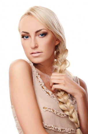 Hot Braided Hairstyle Ideas