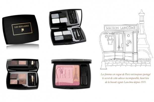 Lancome 29 St Honore Fall 2011 Makeup Collection