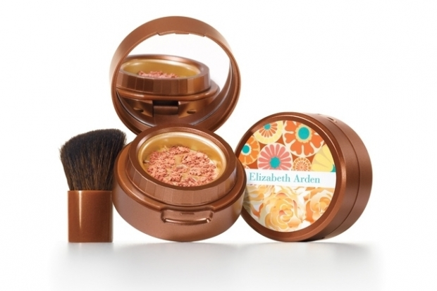 Elizabeth Arden Bronze in Bloom Summer 2011 Makeup