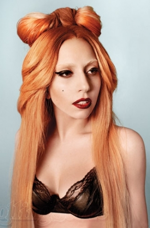 Lady Gaga Covers Rolling Stone