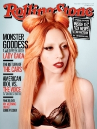 Lady Gaga Talks Fame, Fans and High School Years in Rolling Stone