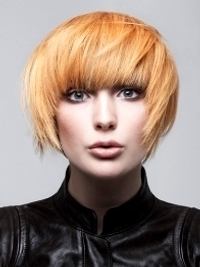 Hot Short Layered Haircut Trends