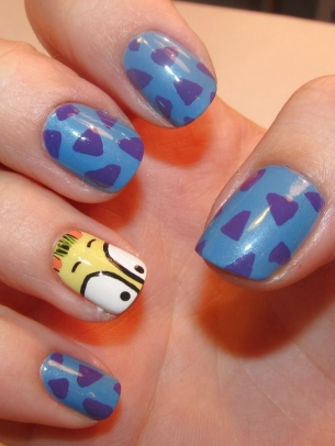 طلاء اظافر جريمى جديد 2015 cartoon_nail_art_thumb.jpg