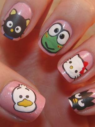 طلاء اظافر جريمى جديد 2015 hello_kitty_nails_thumb.jpg