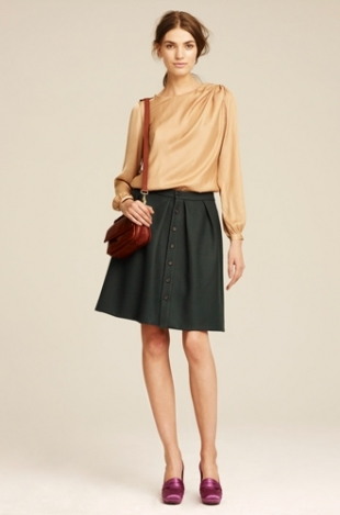 J. Crew Fall 2011 Lookbook